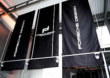 Banner em tecido