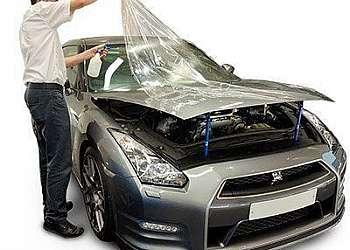 Envelopamento de carros para empresa